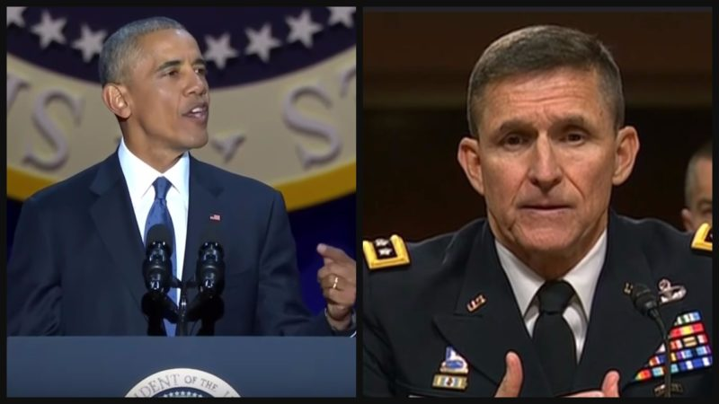 Obama Regime Reportedly Approved General Flynn Calls With Russian Ambassador