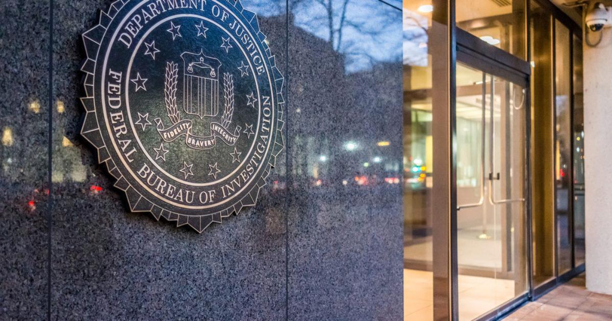FBI Employee Crybaby