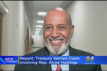 Taxpayer Funded $220K Settlement Involving Florida Democrat Rep. Alcee Hastings