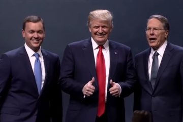 FBI Is Now Investigating Whether Russians Gave Money To NRA To Help Trump