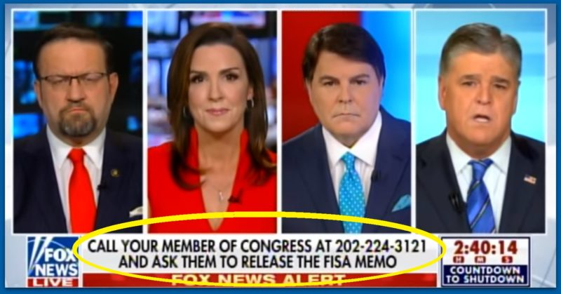 Gregg Jarrett: I Suspect This FISA Document Will Show Numerous Felonies... With Up to 10 Years Behind Bars