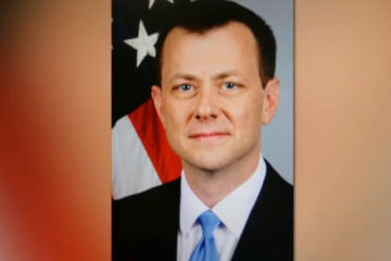 "Congressional Investigators Call BS On FBI Losing Strzok-Page Texts: ""Very Suspicious"""