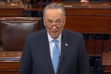 Schumer TAPS OUT: Senate Reaches Deal To End #SchumerShutdown... Without DACA