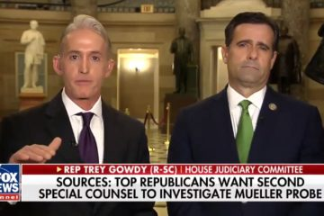 "Watch: Thousands Of New Strzok-Page Text Messages Exposes ""SECRET SOCIETY"" Within DOJ"
