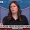 Sarah Sanders Annihilates NBC Reporter: 'You're Accusing The President Of Being Complicit In A School Shooting' (Video)