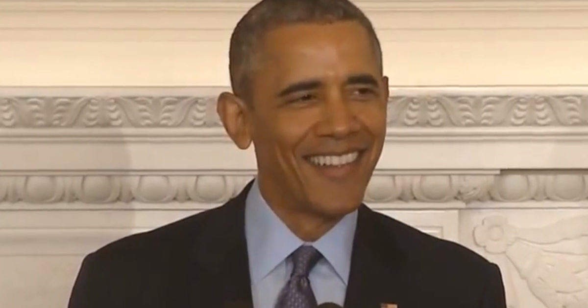 Journalist Suppressed 2005 Photo Of Obama Smiling With Black Nationalist Hate Group Leader