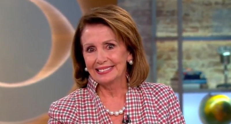 Nancy Pelosi Votes Against Tax Cut For Us... But Pushes $137,000 Tax Cut For Herself