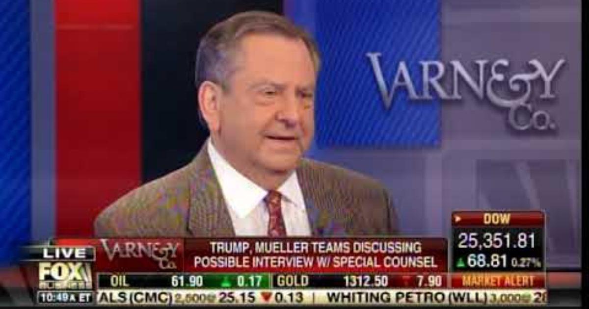 "Former FBI Asst. Director: No Question Clinton Foundation is ""Criminal Conspiracy..."" ""Giant Slush Fund"""