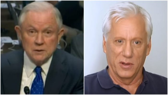 James Woods Says What We Are All Thinking About Jeff Sessions
