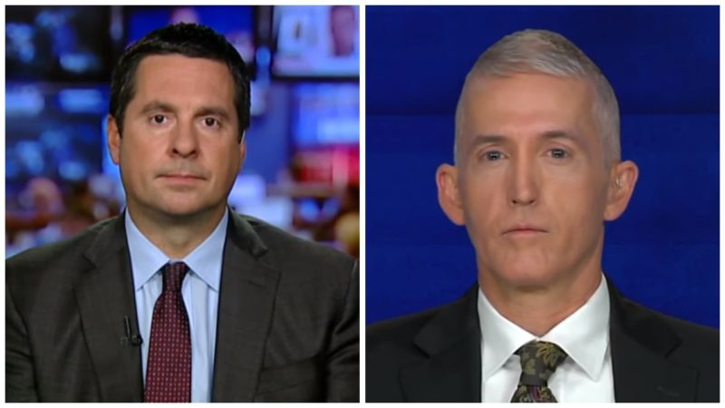 Nunes & Gowdy Plot Never Before Used Procedure To #ReleaseTheMemo