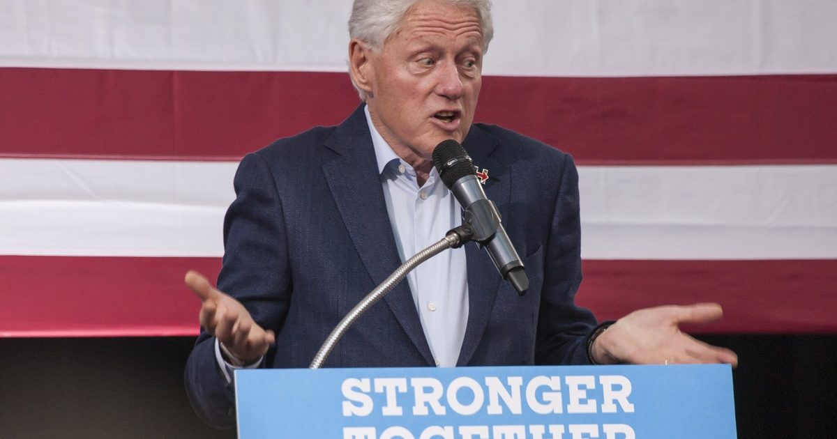 Wikileaks STRIKES BACK After Bill Claims No Clinton Foundation Funds Used For Chelsea's Wedding