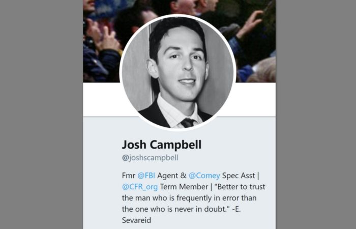 Sensitive FBI Agent Resigns Because People Write Mean Things... Bye Snowflake!
