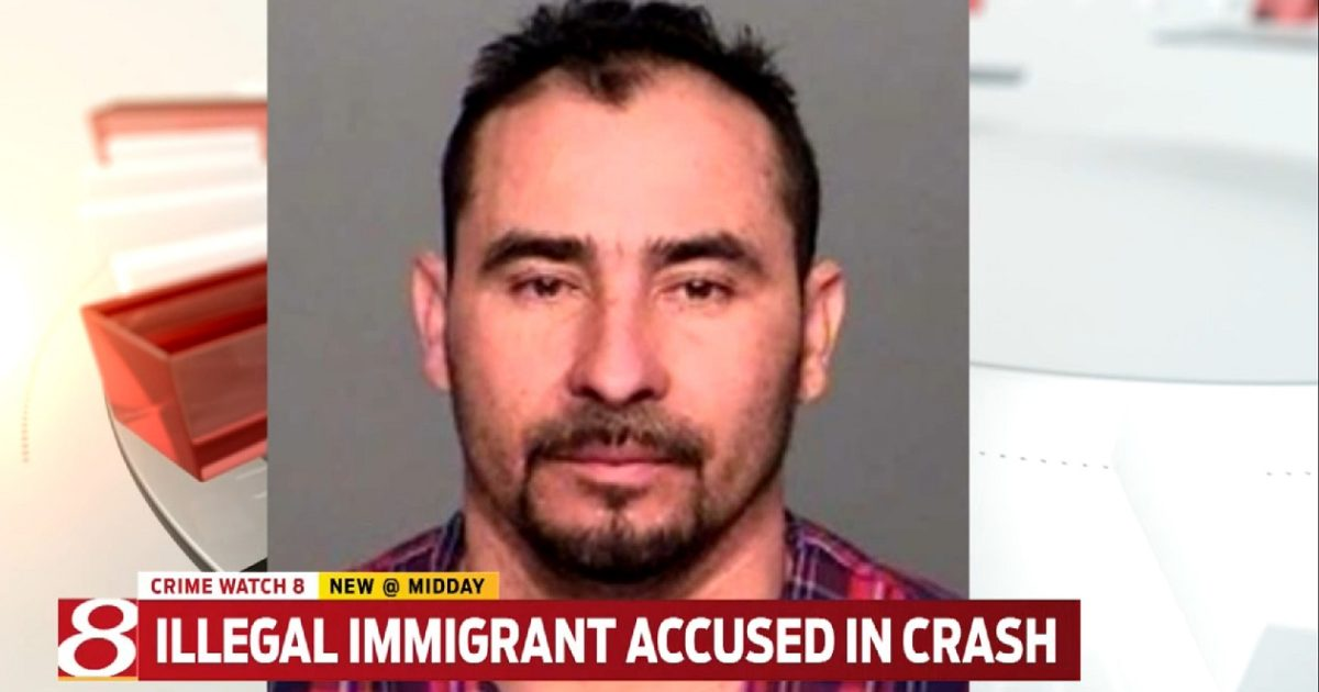 Media Ignores Illegal Alien Status Of Twice Deported Man Who Killed Indianapolis Colts Player & His Uber Driver