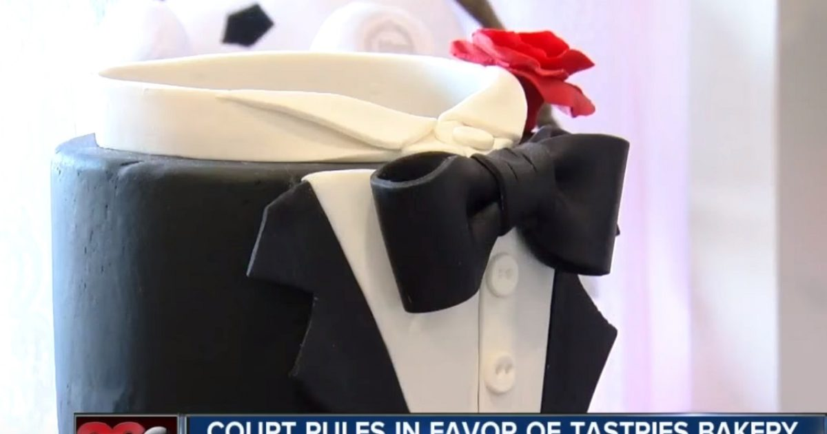 California Judge Rules State Can't Force Christian Baker To Make Same-Sex Wedding Cakes