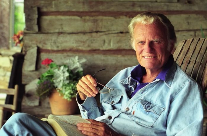 Read Billy Graham's Final Post