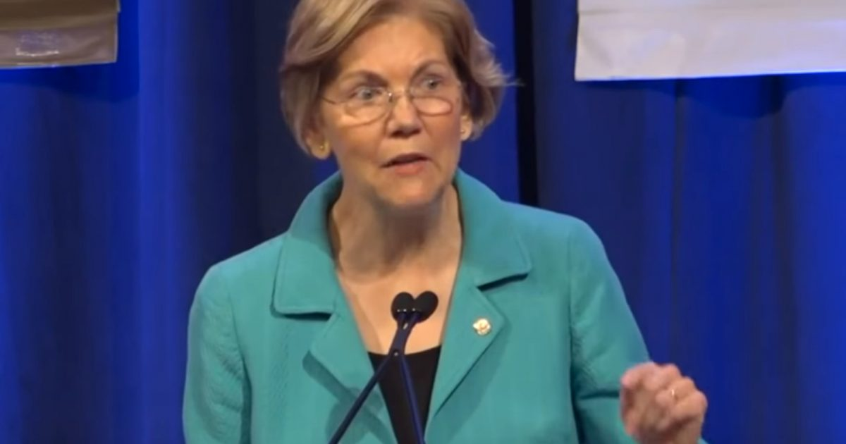 Elizabeth Warren Comes Under Fire To Answer Once And For All If She's Really A Native American Or Not By Taking DNA Test