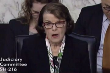Feinstein Shocked: Obama DOJ Forced FBI to Drop 500K Fugitives from NICS Background Check Database