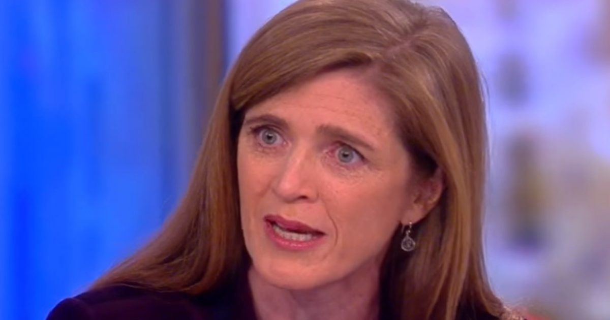 Samantha Power Issues Veiled Threat At Trump After McCabe Firing