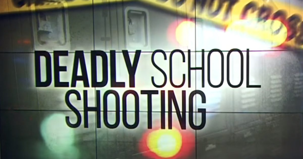 MSM Goes Silent On Maryland School Shooting After They Find Out Who Stopped The Shooter