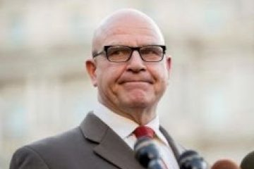 BREAKING: H.R. McMaster OUT!… John Bolton's In #NationalSecurityAdviser