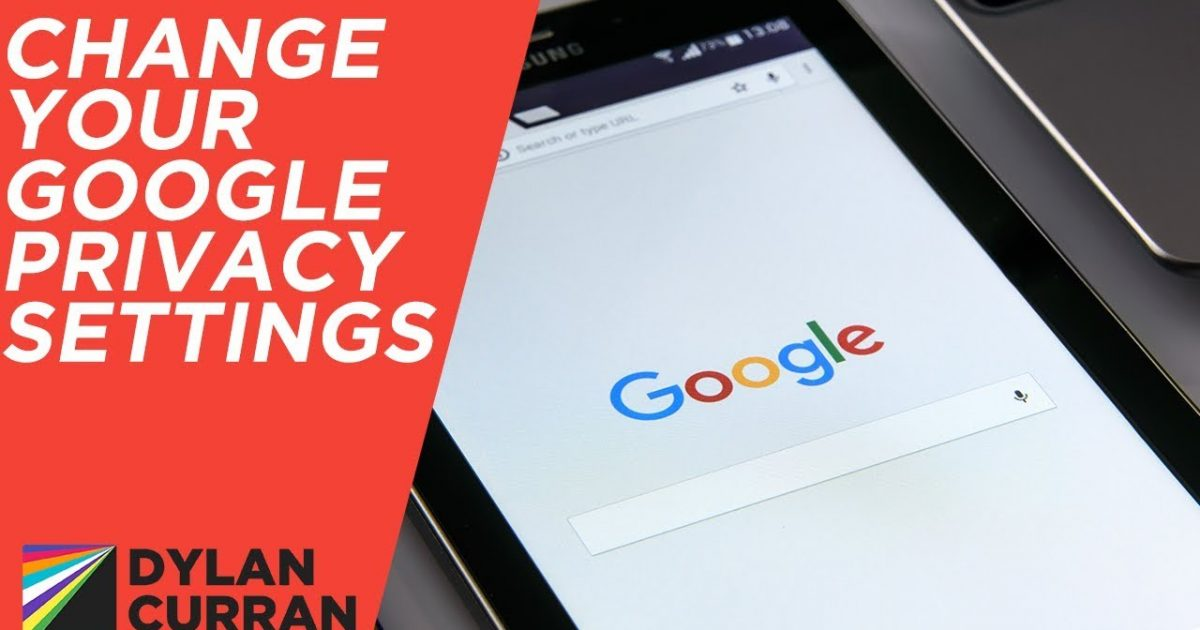 Here's How You Can Stop Google From Collecting All Your Information (Video)