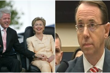 Limbaugh: Rod Rosenstein Exonerated Hillary From Whitewater Scandal (AUDIO)