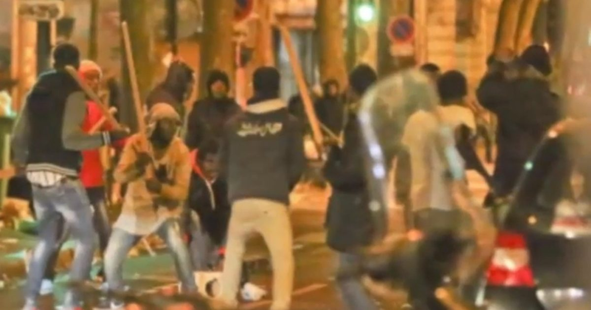 Paris Residents Demand Action Against Migrant Youth Gangs Terrorising Residents