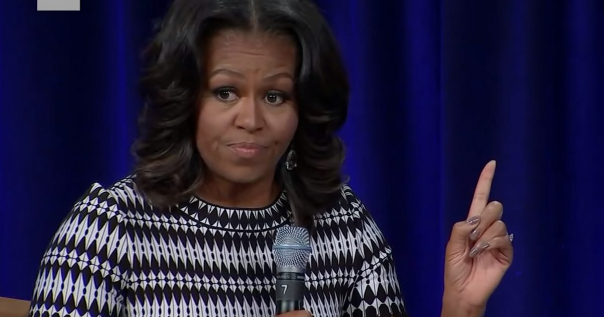 Michelle: My husband was 'the good parent' compared to Trump