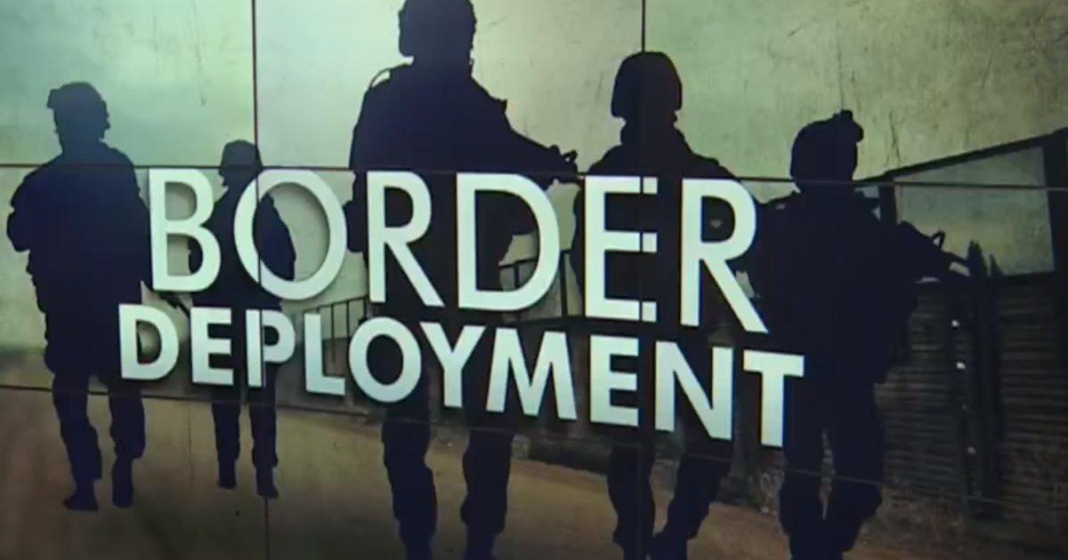 Texas IMMEDIATELY Deploys Troops to US Border, Arizona Next Week