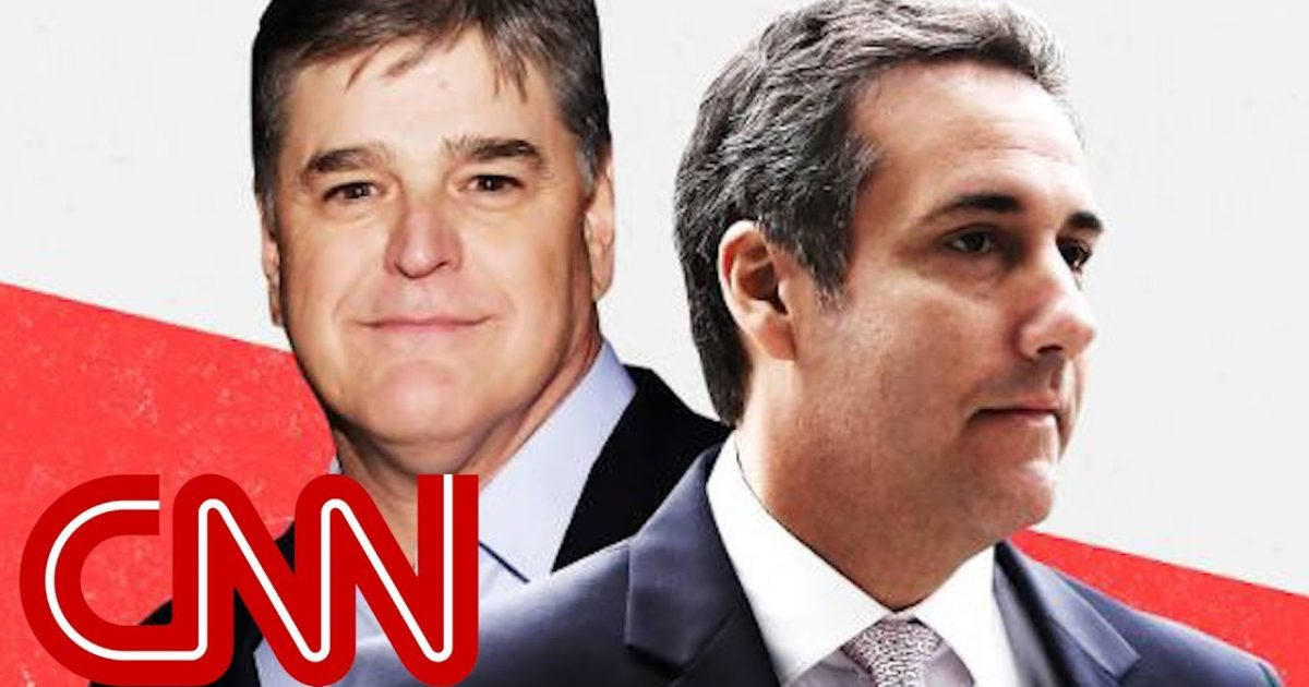 BREAKING: Hannity Was Michael Cohen's Previously Unnamed Client