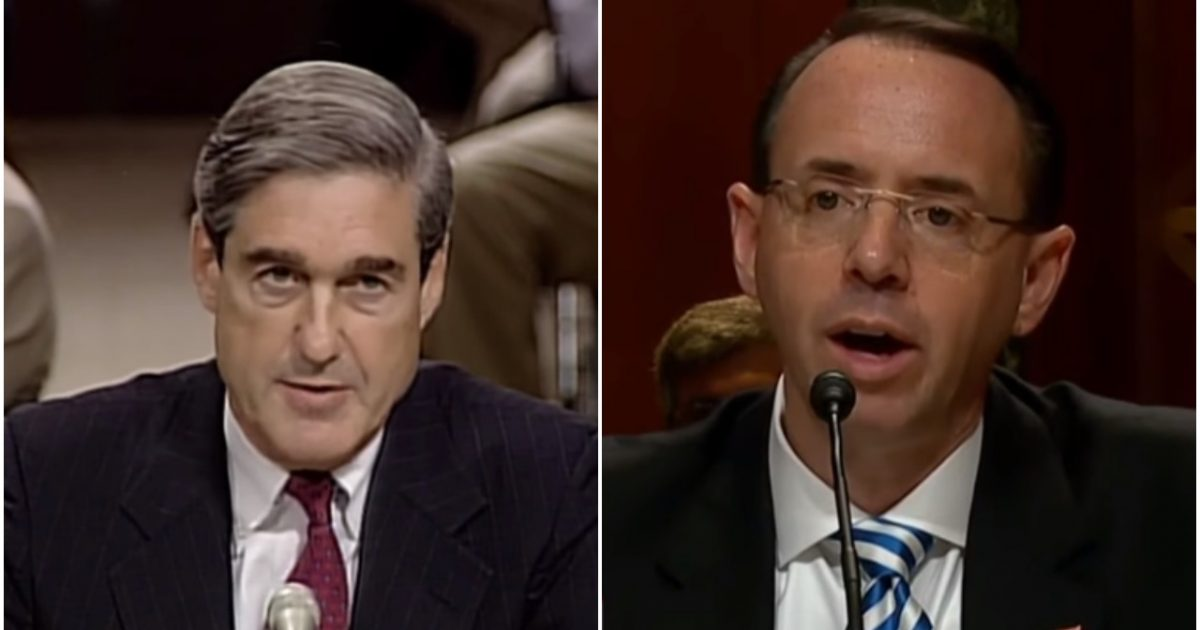 "'Rosenstein & Mueller Colluded to Break the Law' Attorney Gregg Jarrett Calls on ""Unethical Mueller"" to Resign #RosensteinMemo"