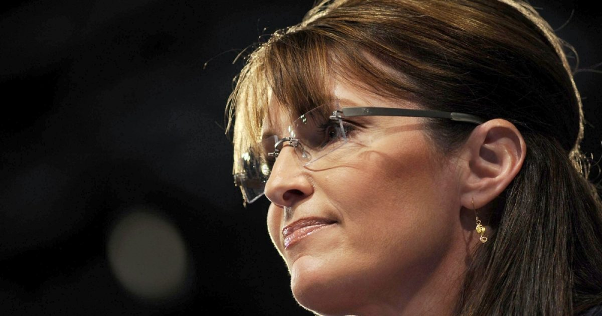 Palin: Why Should We 'Sacrifice Even One of Our Sons or Daughters' in Syria?