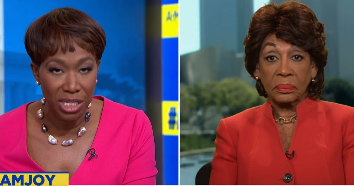 "Crazy Aunt Maxine: Republicans Will Have To ""Prove Their Patriotism"" By Impeaching Trump (Video)"