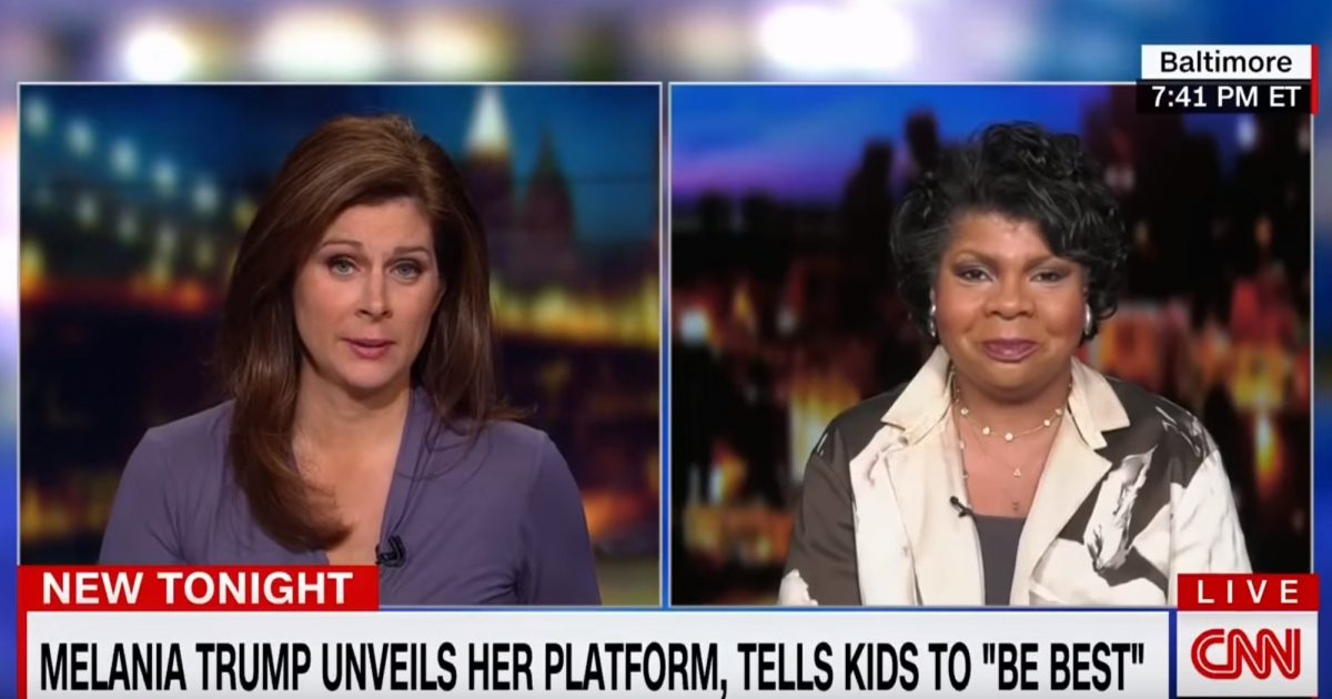 "April Ryan Takes Aim At Our Amazing First Lady Melania Trump: ""Not Culturally American"" (Video)"