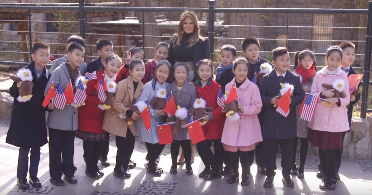 Melania Gets Bullied After Her Anti-Bullying Speech