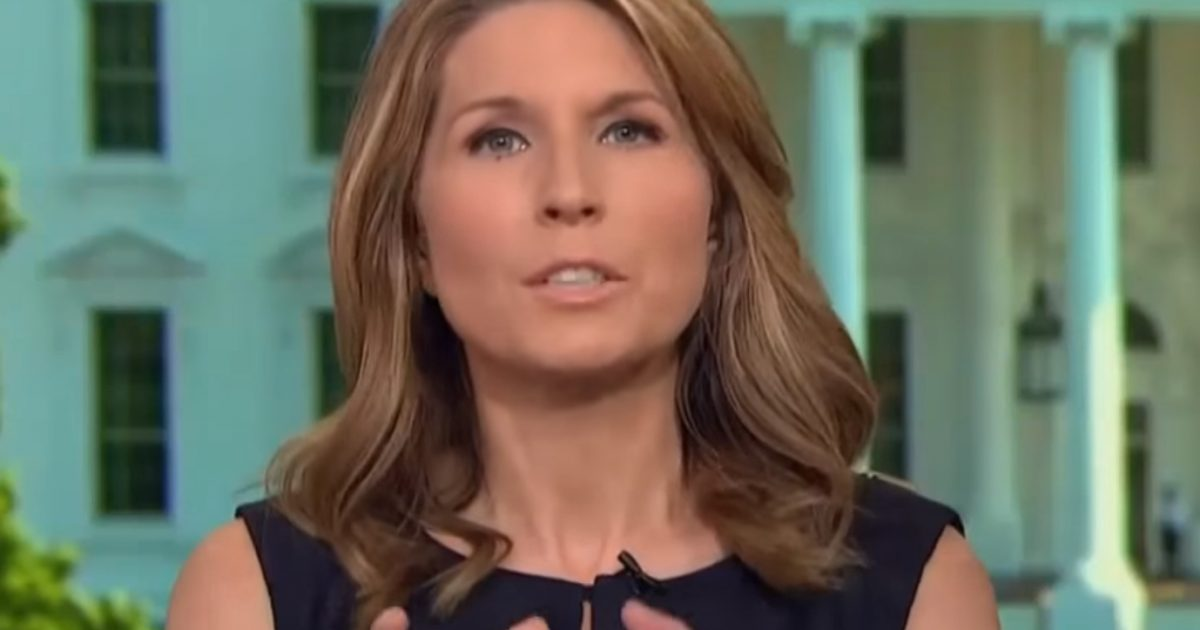 Nicolle Wallace Suggests Wringing Sarah Sanders Neck
