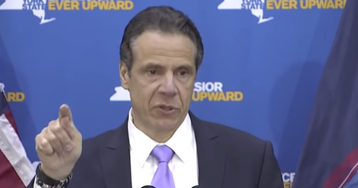 Gov. Cuomo Issues Pardons Officially Giving Parolees Voting Rights Including Cop Killer