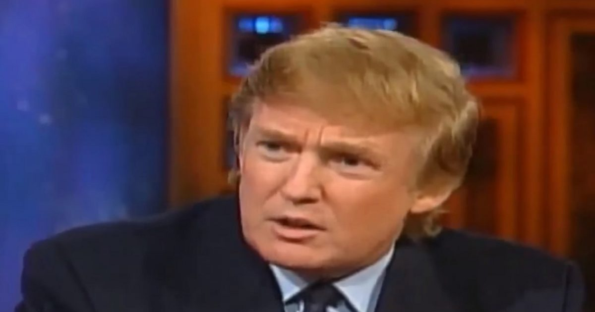 TRUMP FLASHBACK: Businessman Trump Was Prepared For North Korea Summit In 1999 (Video)