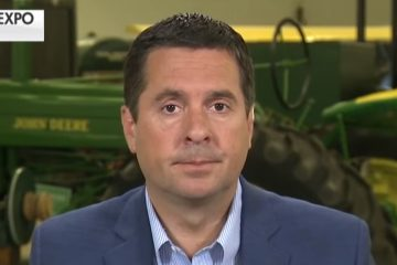 "Devin Nunes Says Impeachment Is On The Table For Rod Rosenstein: ""There will be hell to pay..."" (Video)"