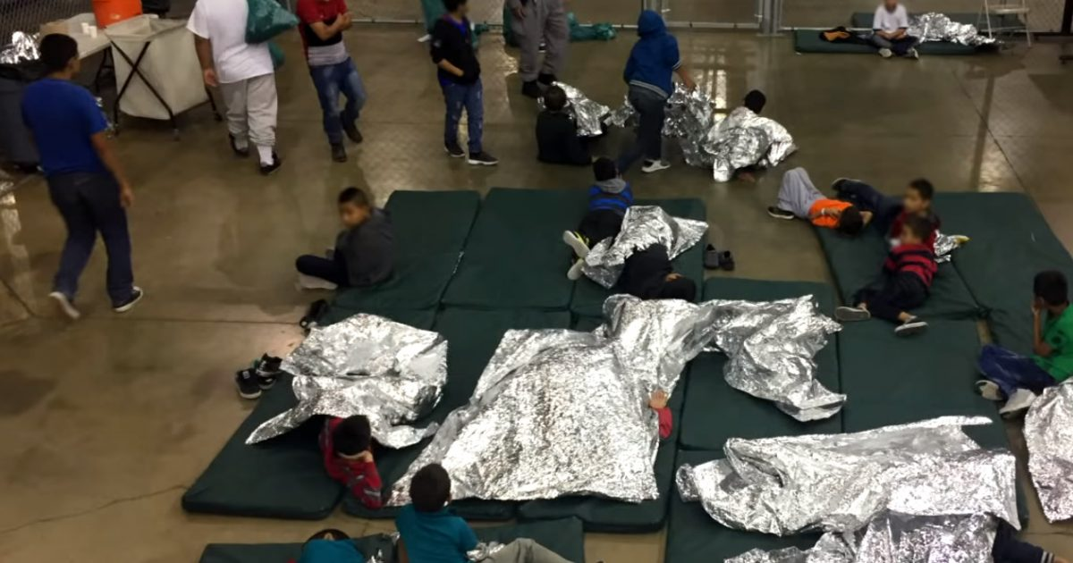 MIND BLOWING REPORT: 10,000 of 12,000 Kids In US DHS Custody Were Sent Here Alone!