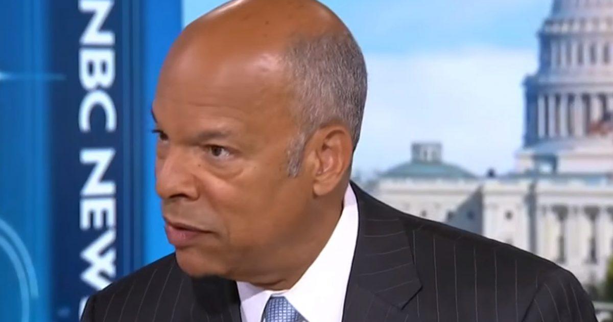 Obama DHS Secretary Jeh Johnson Admits Obama Regime Grew Family Detention