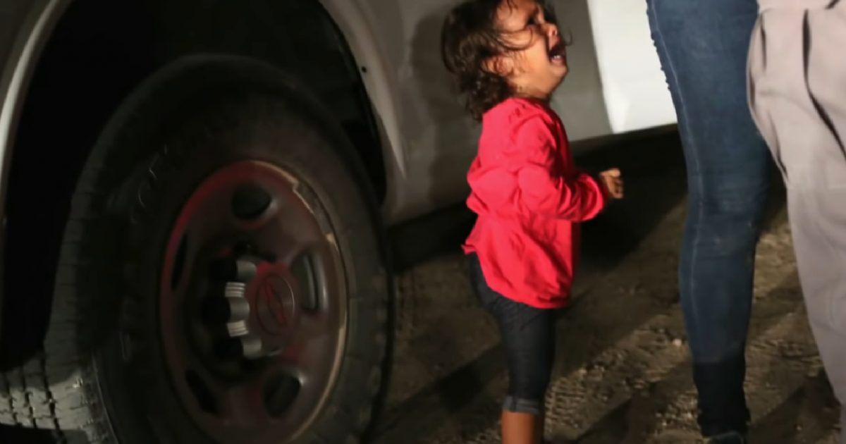 Father Of Two-Year-Old Who Became Face Of Child Separation Crisis Reveals The Truth