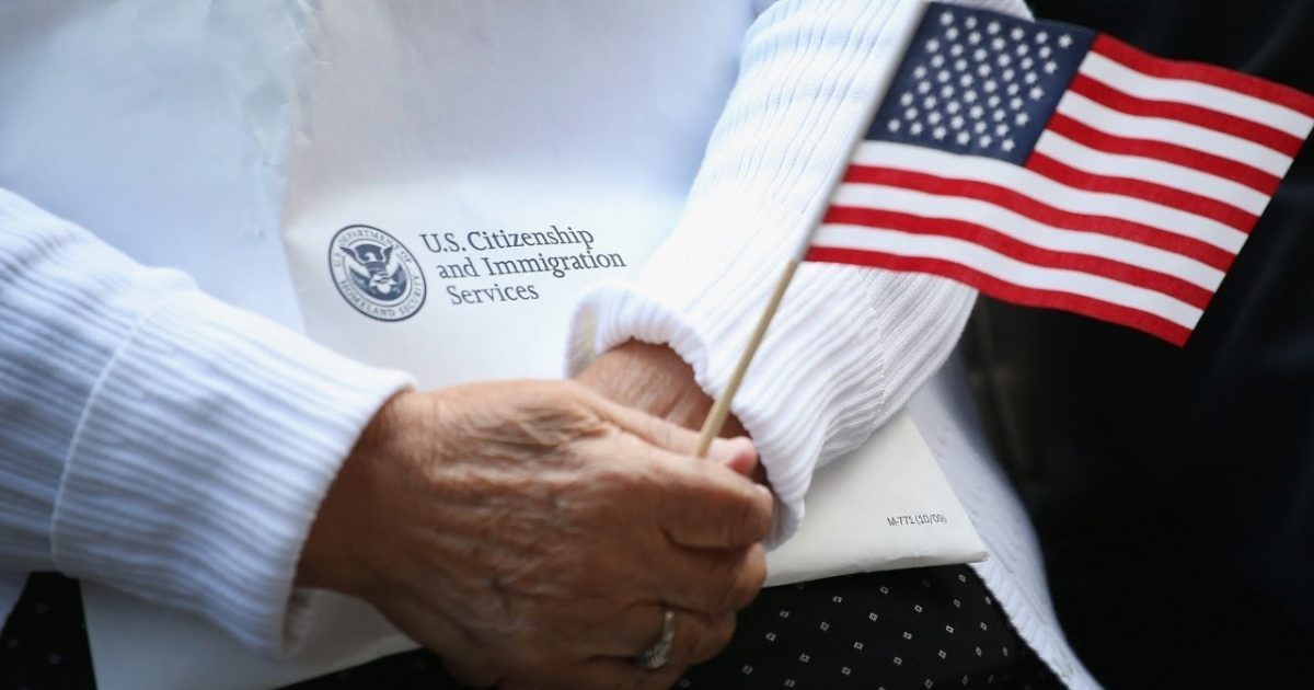 New USCIS Office Investigating Thousands Who Got US Citizenship Through Identity Fraud (Video)
