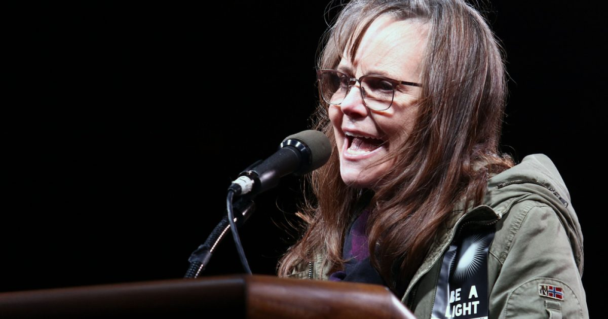 Sally Field Doubles Down In Support Of Samantha Bee, With This Nasty Comment!