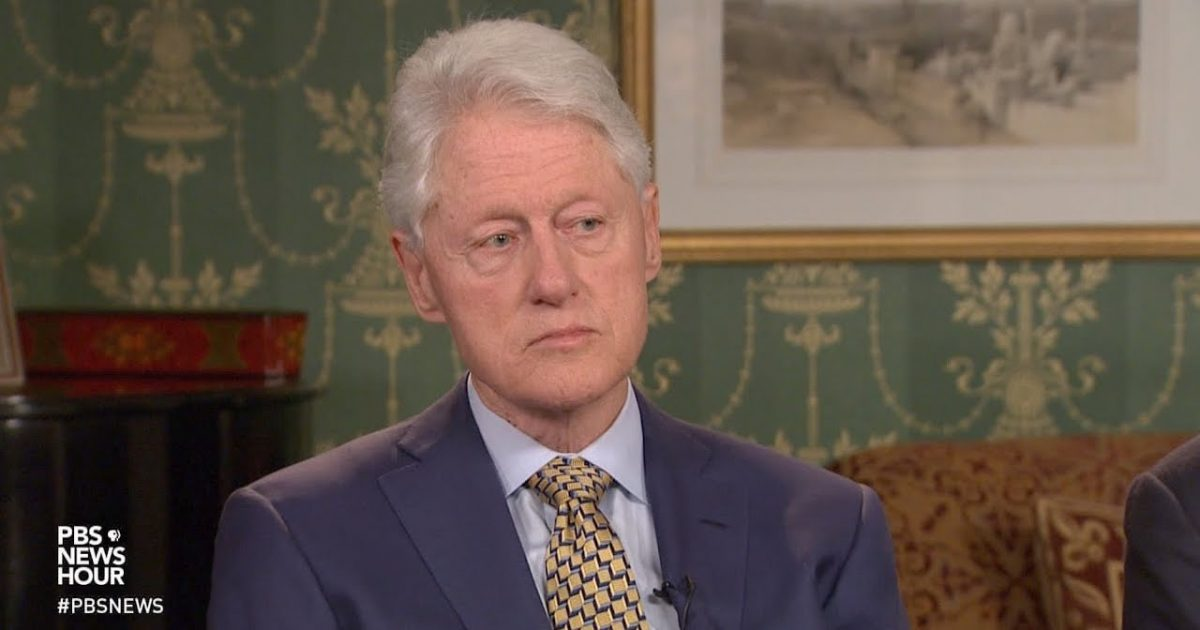 Slick Willy: Norms of 'What You Can Do to Someone Against Their Will' Have Changed (Video)