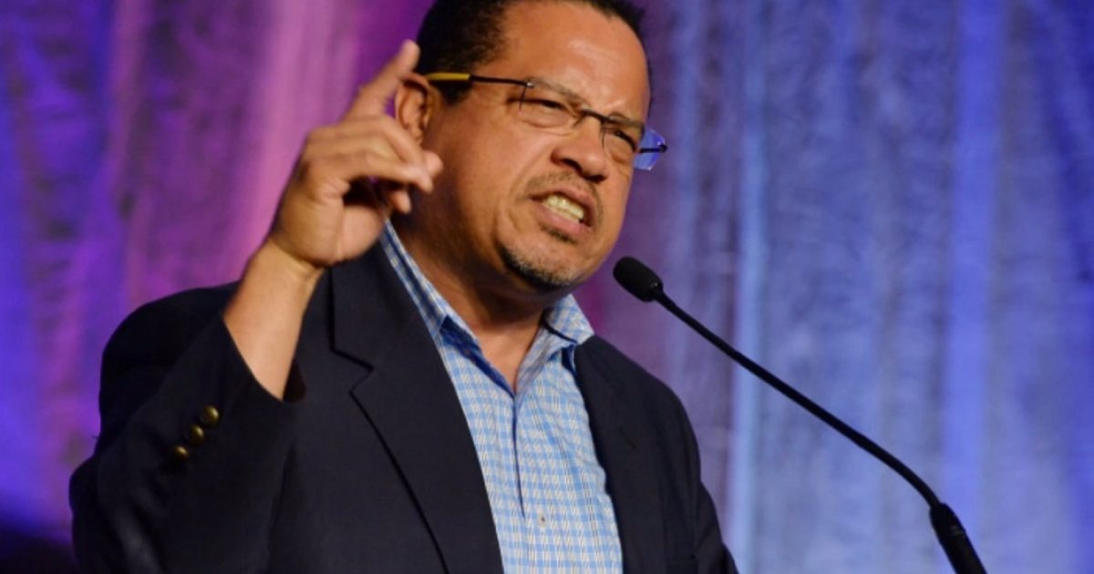 DNC Deputy Chair Keith Ellison: Democrats Could Theoretically Impeach Supreme Court Justice (Video)