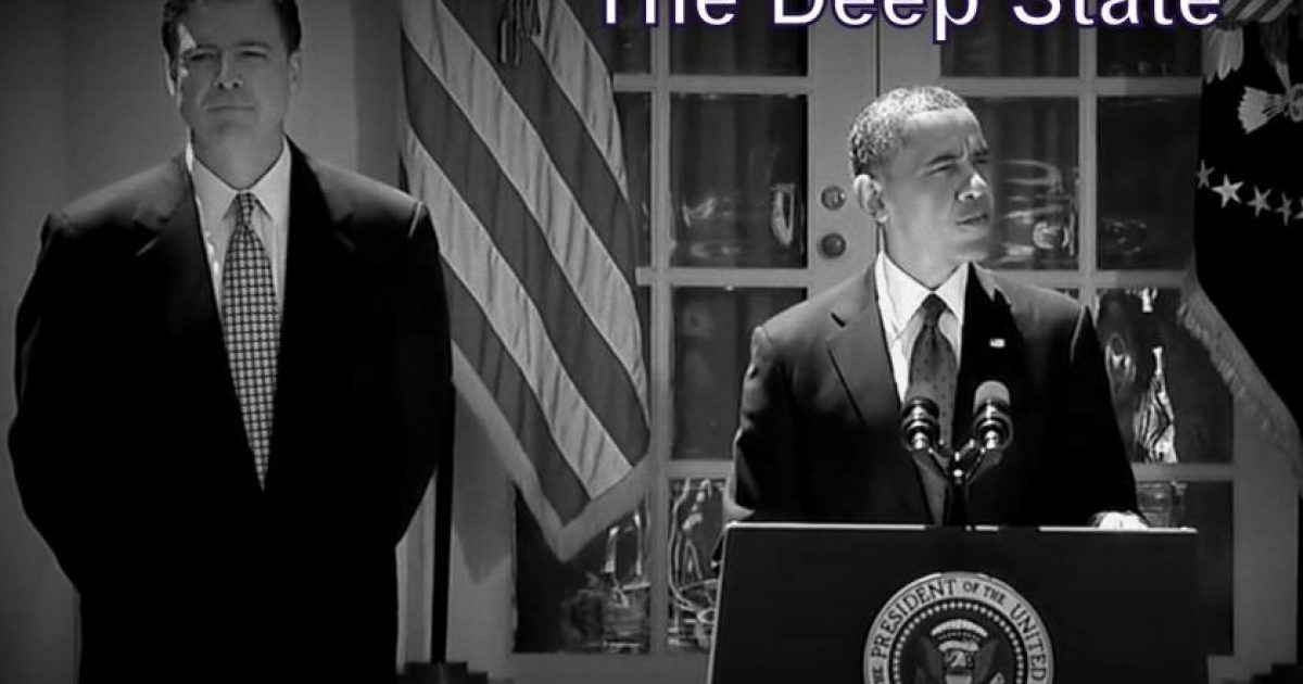 Comey Lashes Out in Response to Trump Considering Revoking Security Clearances of Obama Deep State Operatives