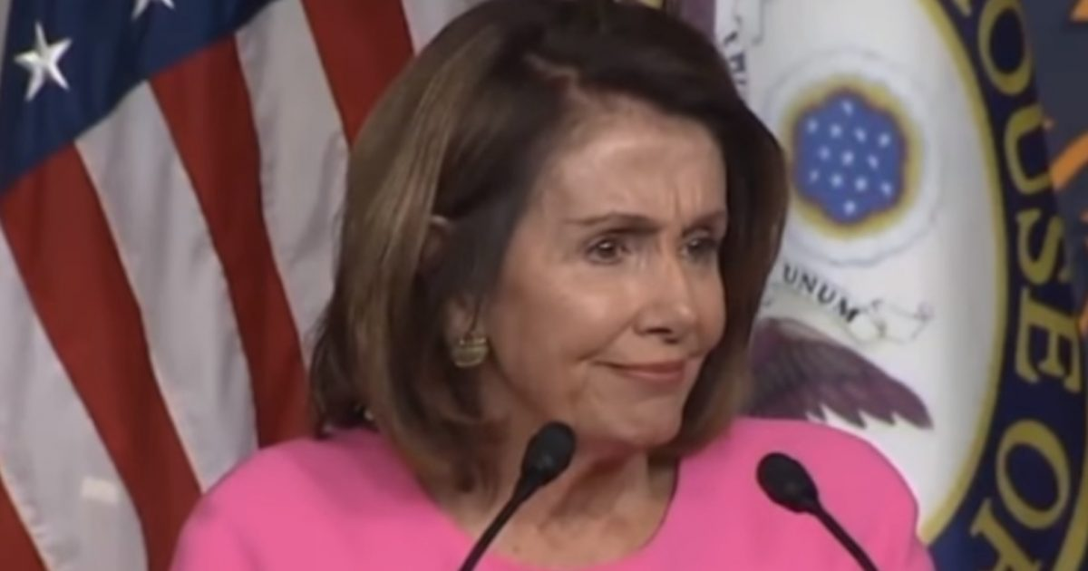 "Senile Pelosi Vows To ""Avenge President Obama If It's Last Thing I Do' By Opposing Trump SCOTUS Nominee"