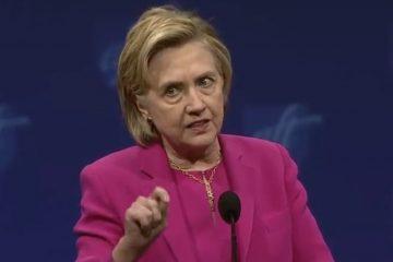 Hillary Implies Kavanaugh Will Lead America Back To Times Of Slavery