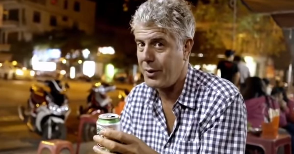 Explosive Bourdain Interview Released After His Death: Slams Clinton's & Obama